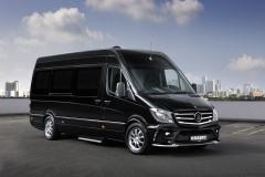 Inchiriere auto lux minibus