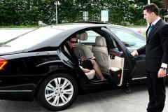 Chauffeur rent Romania