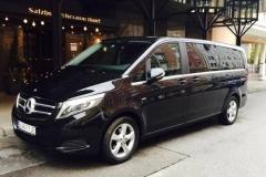 inchiriere auto minivan companii