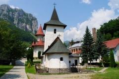 tur Manastirea Ramet