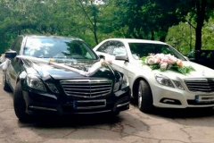 Car rental Bucharest wedding