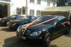 car rental wedding