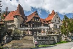 transfer castelul peles