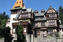 tururi castelul peles