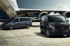 rent minivan with driver