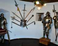 5_2 Castelul Bran- Sala Armelor