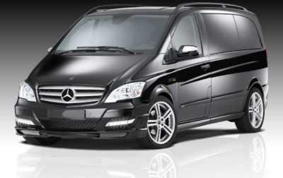 Inchiriere masina cu sofer - Mercedes-Benz Vito