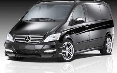 Bucharest minivan rent