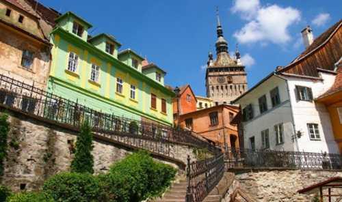 Private tours Romania