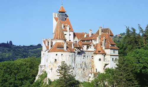 Touristic Circuits Romania